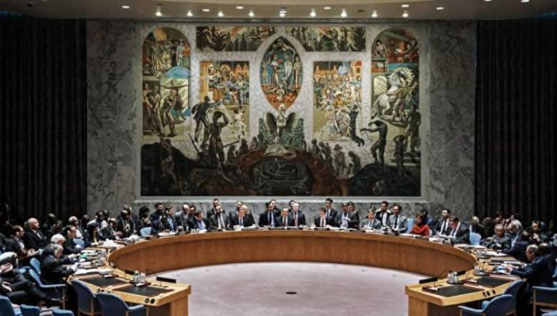 Ни французская, ни российская резолюции по Сирии не были приняты в СБ ООН