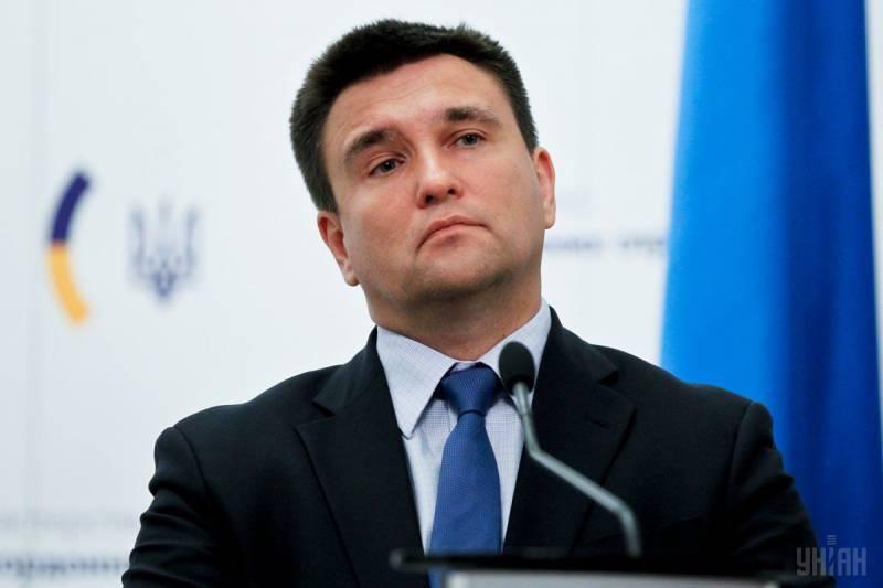 Климкин: Я являюсь сторонником выхода Украины из СНГ