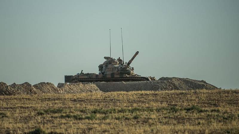 """Анкара: """"Перед нападением на военную базу в Ираке игиловцы использовали БПЛА"""""""