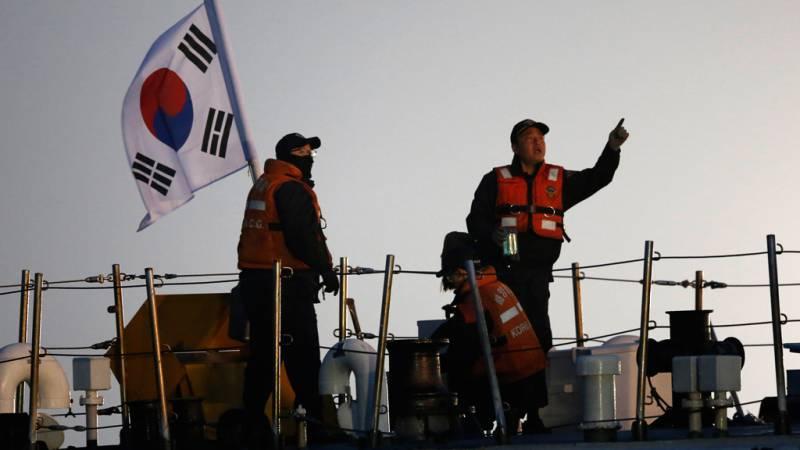 Южная Корея выразила «решительный протест» Китаю из-за потопленного катера береговой охраны