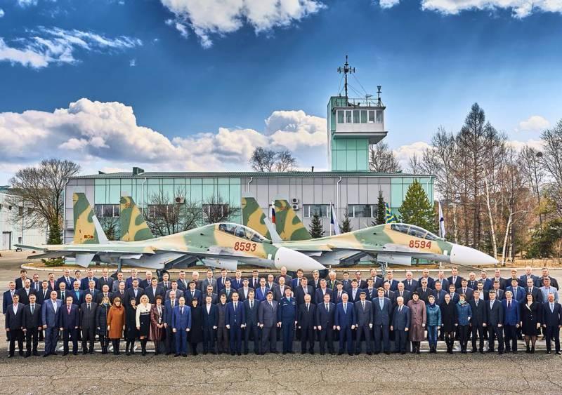 Контракт на строительство Су-30МК2 для Вьетнама выполнен полностью