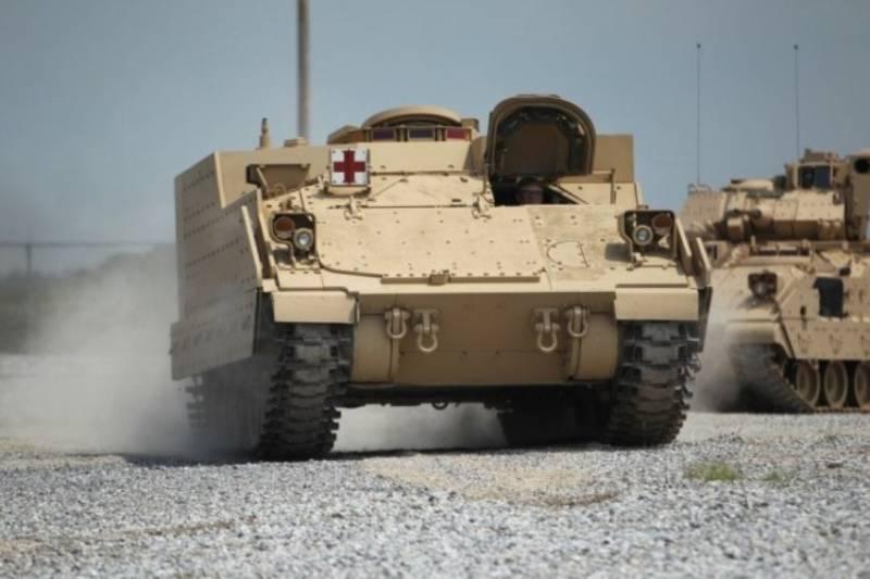 BAE Systems представила новый бронетранспортёр