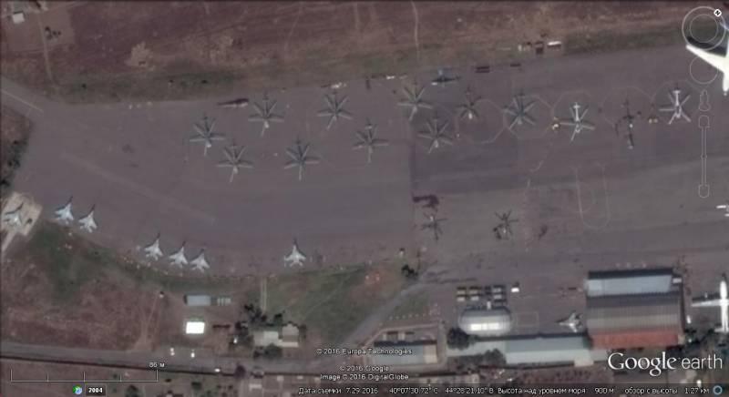 Современное состояние ПВО стран - бывших советских союзных республик. Часть 6-я