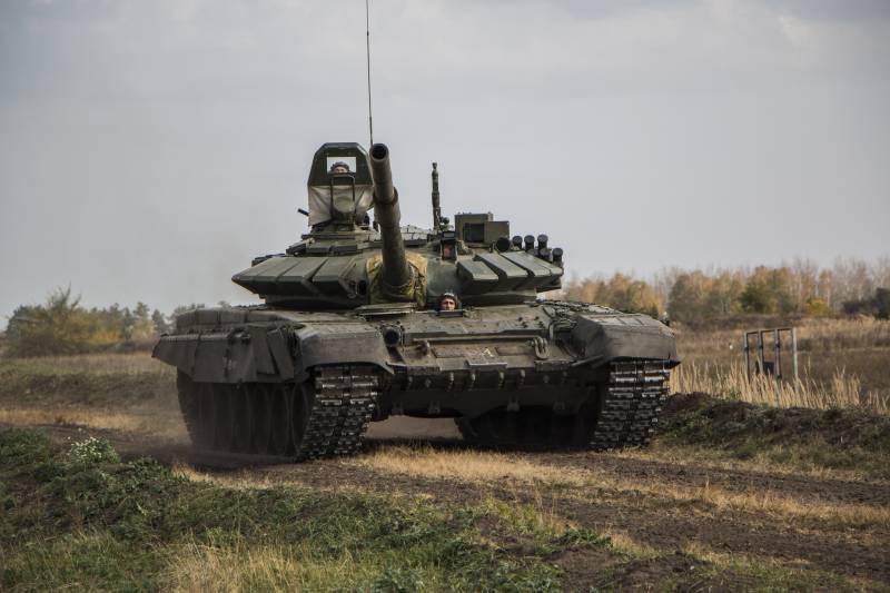 Чего пристали к Т-72?