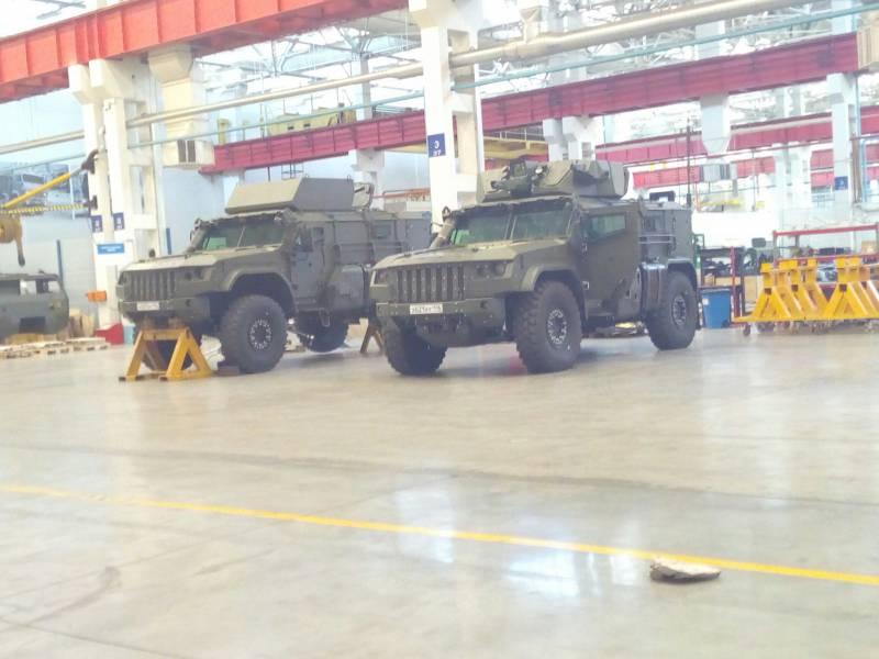 Новости проекта К4386 «Тайфун-ВДВ»