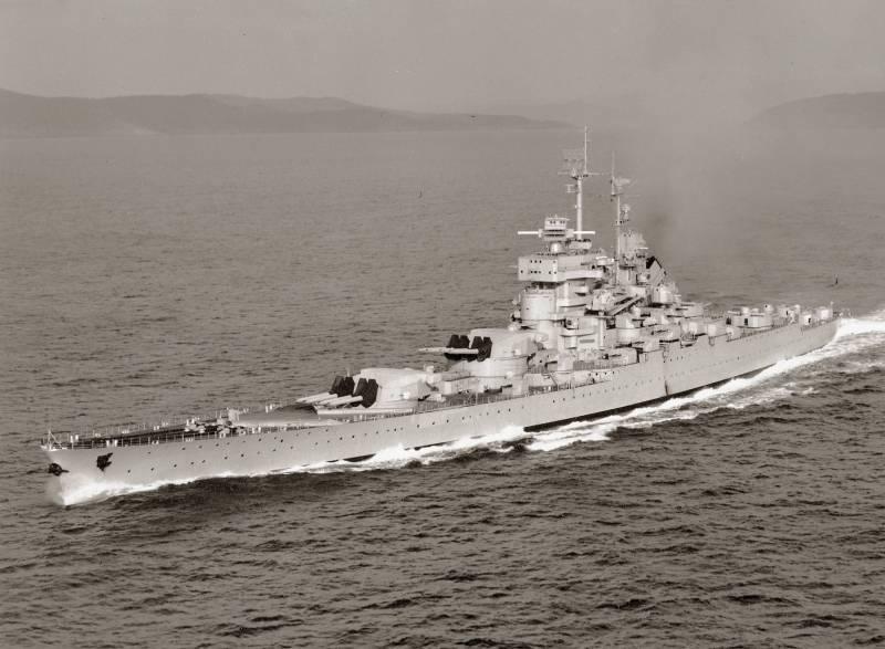 Рекорды французского кораблестроения