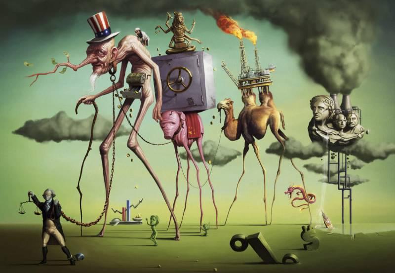 МВФ пугает капиталистов мировыми проблемами, а троцкисты зовут к революции