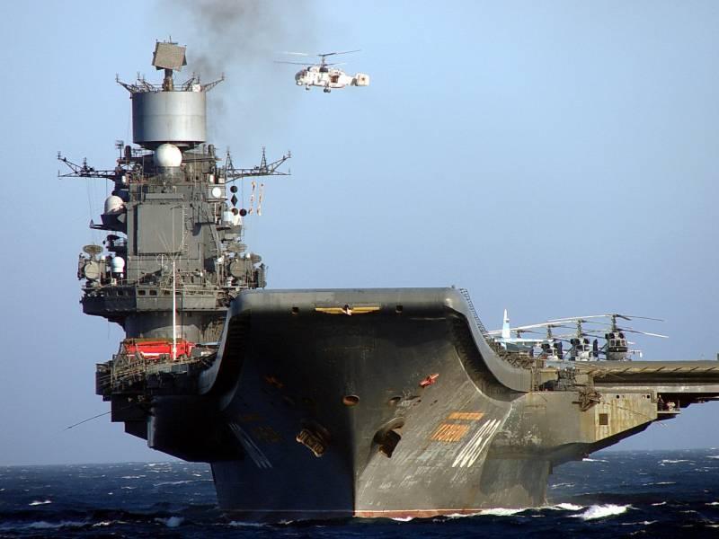 «Адмирал Кузнецов» получил новые пожарные машины