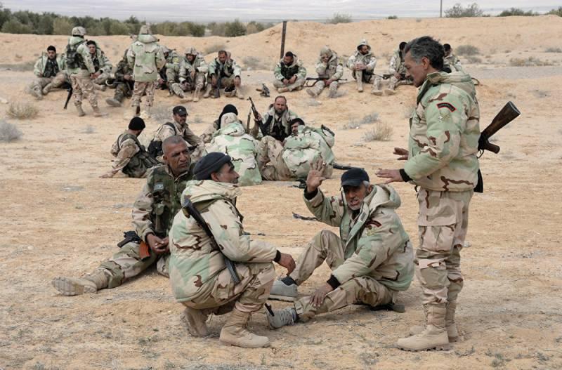 Линии фронта в сирийском конфликте как контуры будущего мирового порядка