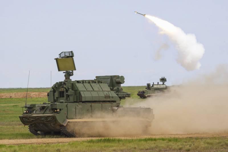 Новости зенитных ракетных комплексов семейства «Тор»
