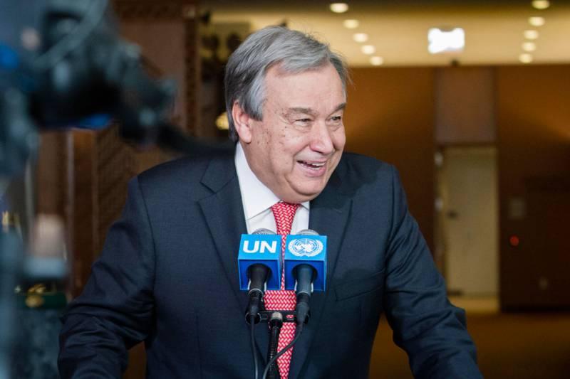 Новым генсеком ООН станет португалец Антониу Гутерриш