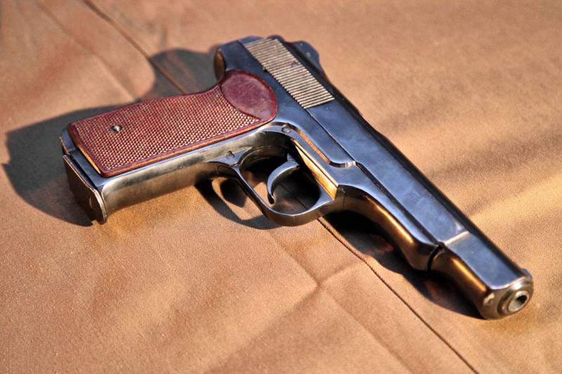 Краткая история пистолетов-карабинов. Часть 5. Автоматический пистолет Стечкина (АПС)