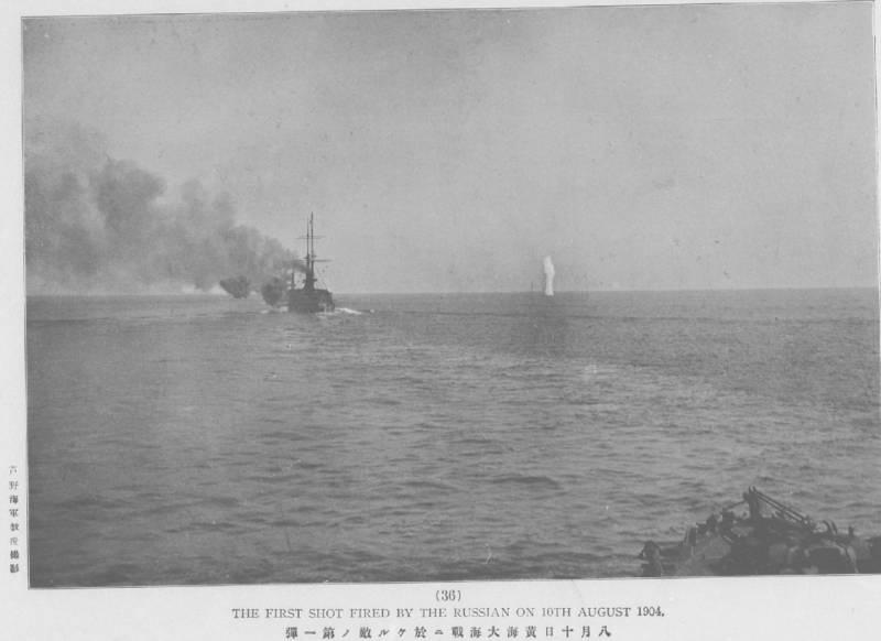 Бой в Желтом море 28 июля 1904 г. Часть 7: Удивительные маневры японского адмирала
