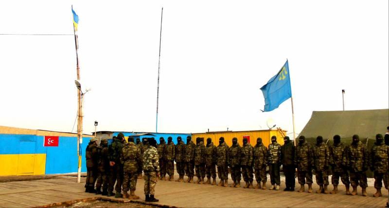 Крымские беседы. Татарские народные мотивы