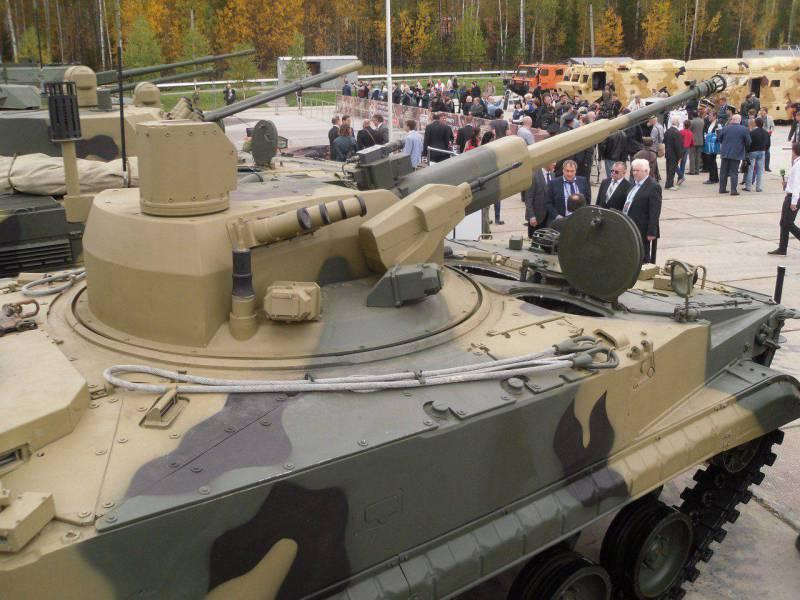 Начаты испытания 57-мм снарядов с программируемыми взрывателями