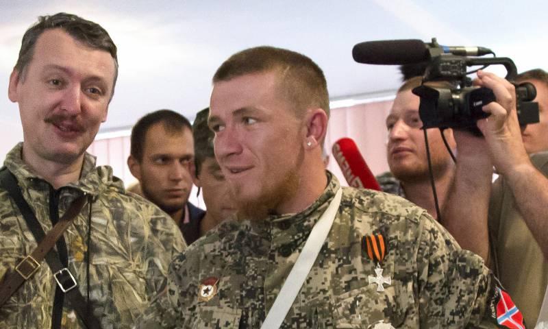 На Западе признали: Арсений «Моторола» Павлов — «выдающийся военачальник»