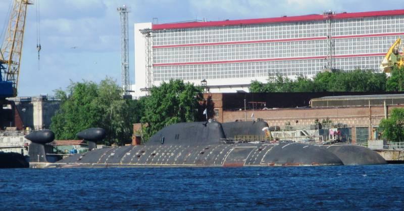 Индия получит в аренду вторую АПЛ проекта 971