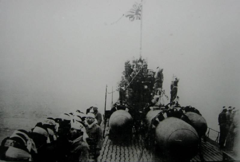 Страница истории. Японские подводные камикадзе – Кайтены…