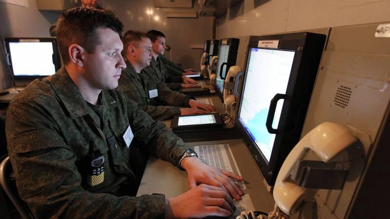В РФ завершено развёртывание военного интернета