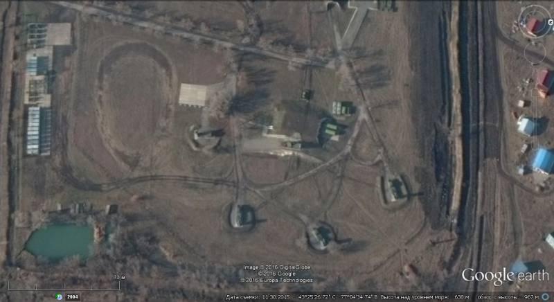 Современное состояние ПВО стран — бывших советских союзных республик. Часть 8-я