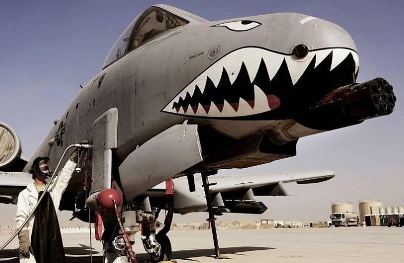 Непосредственная авиационная поддержка: поиски путей совершенствования. Часть1
