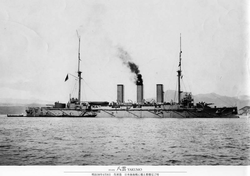 Бой в Жёлтом море 28 июля 1904 г. Часть 8. Завершение 1-ой фазы