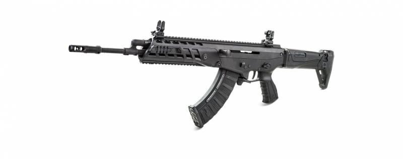 Израильская вариация на тему автомата Калашникова: штурмовая винтовка AK-Alfa