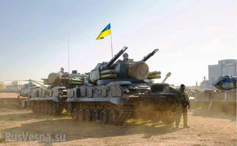 В Киеве заявили о разработке украино-германского зенитного комплекса