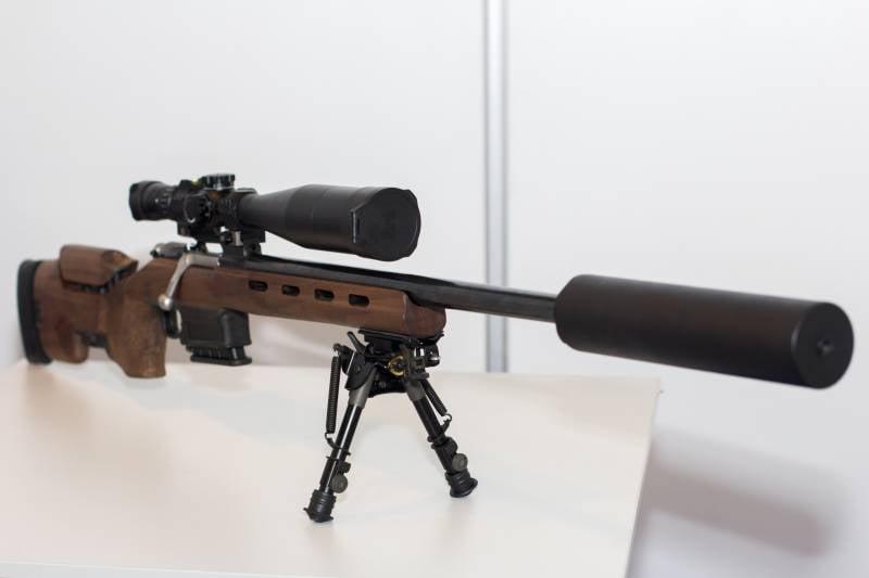Украино-британское предприятие рассекретило ТТХ своей винтовки «Армата-киллер»