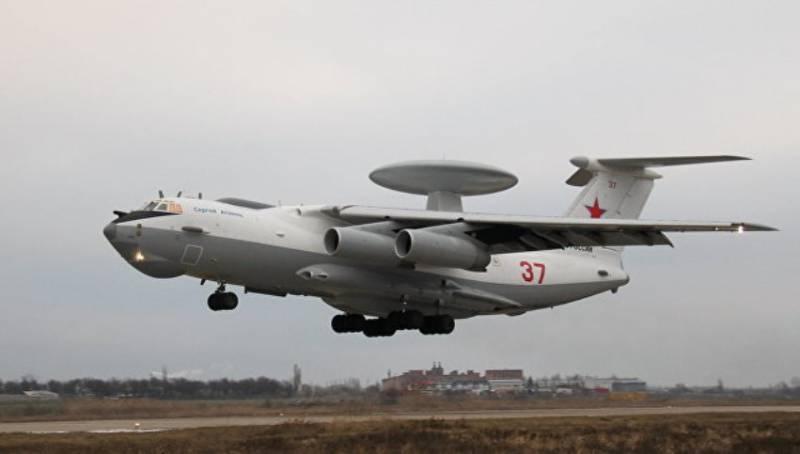 Минобороны начало приёмку четвертого модернизированного самолёта ДРЛО