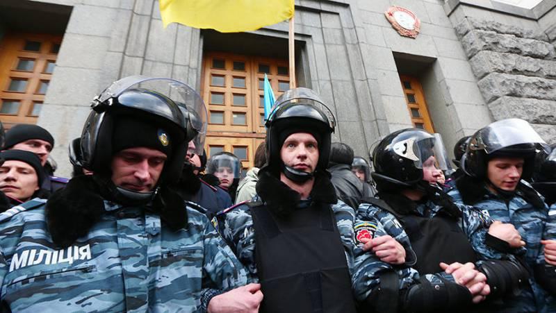 Дестабилизация Харькова