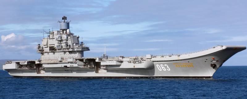 В НАТО обеспокоены возможным участием российской авианосной группы в ударах по Алеппо