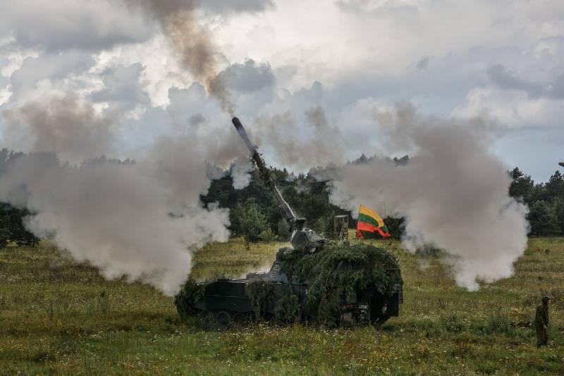 СМИ: страны Балтии выбились в мировые лидеры по темпам роста расходов на оборону