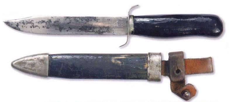 Армейский нож НА-40