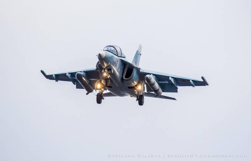 Очередная партия Як-130 отправилась из Иркутска в Армавир