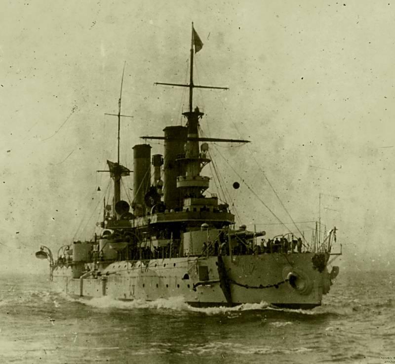 Бой в Жёлтом море 28 июля 1904 г. Часть 9. Передышка и возобновление боя