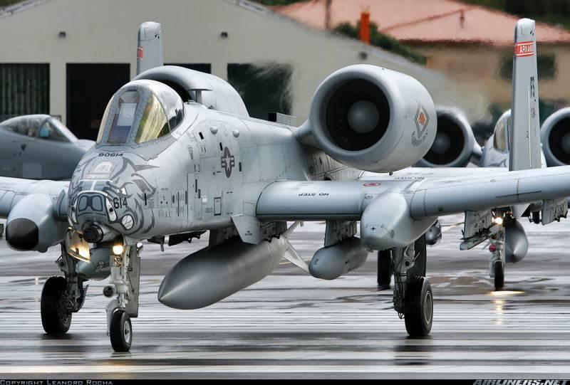 Готов ли лёгкий штурмовик «Scorpion» заменить авиапарк противотанковых «Тандерболтов»?