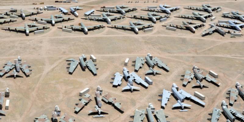 Призраки с «кладбища самолетов» могут изменить баланс сил России и США