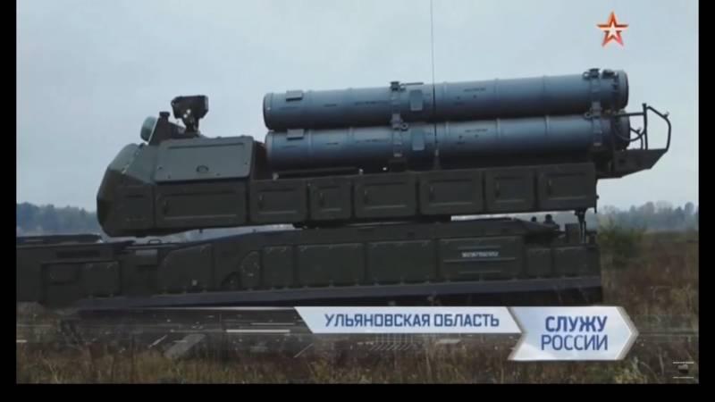 Российским войскам поставлен первый дивизион комплекса «Бук-М3»