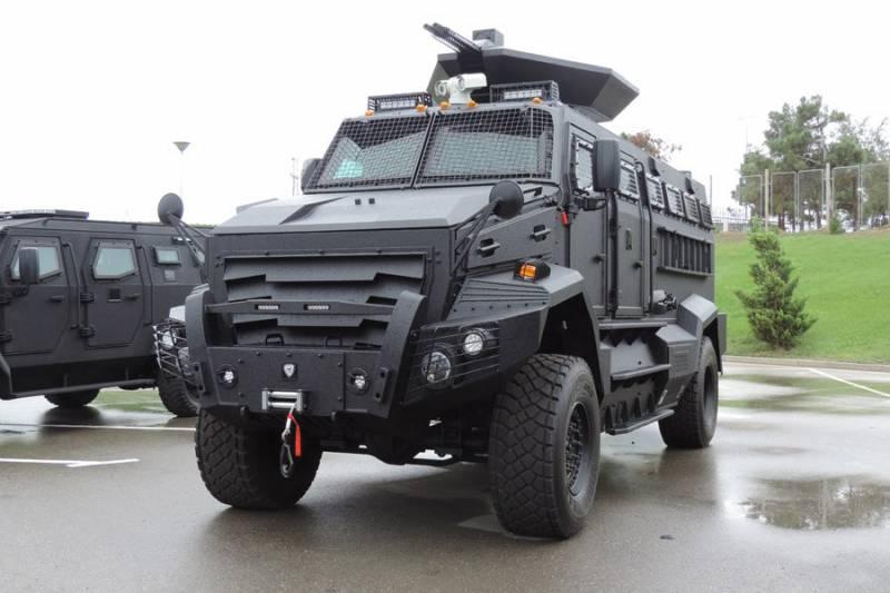 Проект боевого модуля «Тайпан» (Украина)
