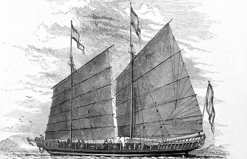 Как китайцы голландцев били