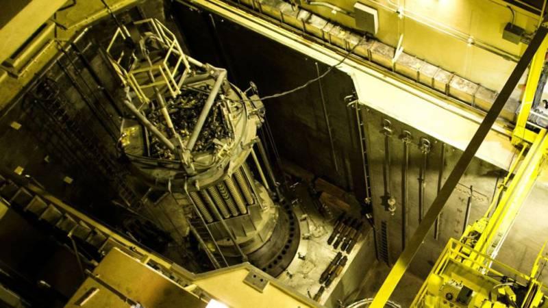 Аварийная ситуация на атомном реакторе в Халдене (Норвегия)