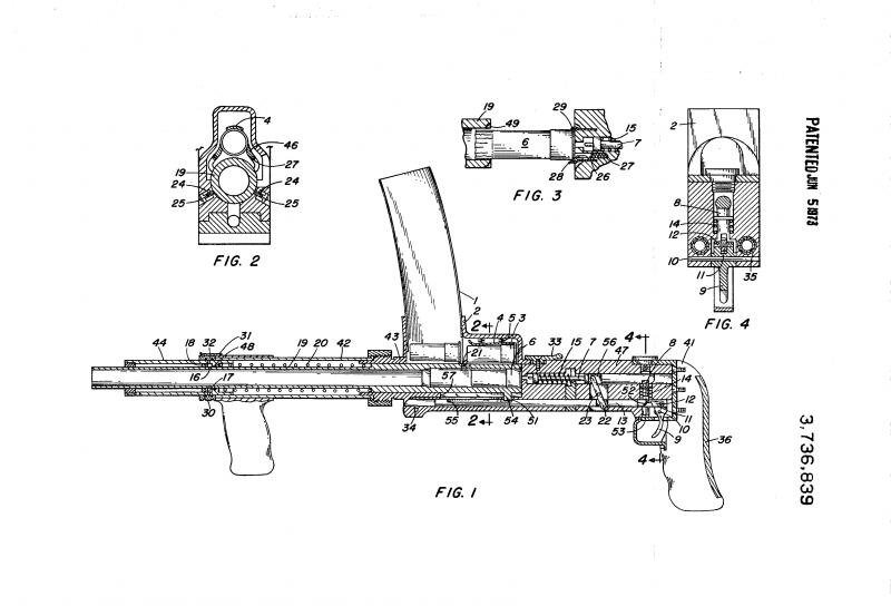 Проект автоматического ружья Childers SOW (США)