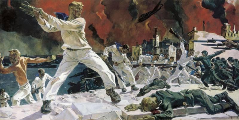 Вторая мировая — страшный удар США и Англии по России, Германии и Японии