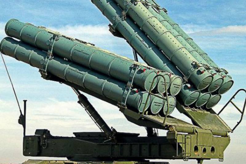 Египет попросил Россию продать ему новейшие ЗРК «Бук-М3»