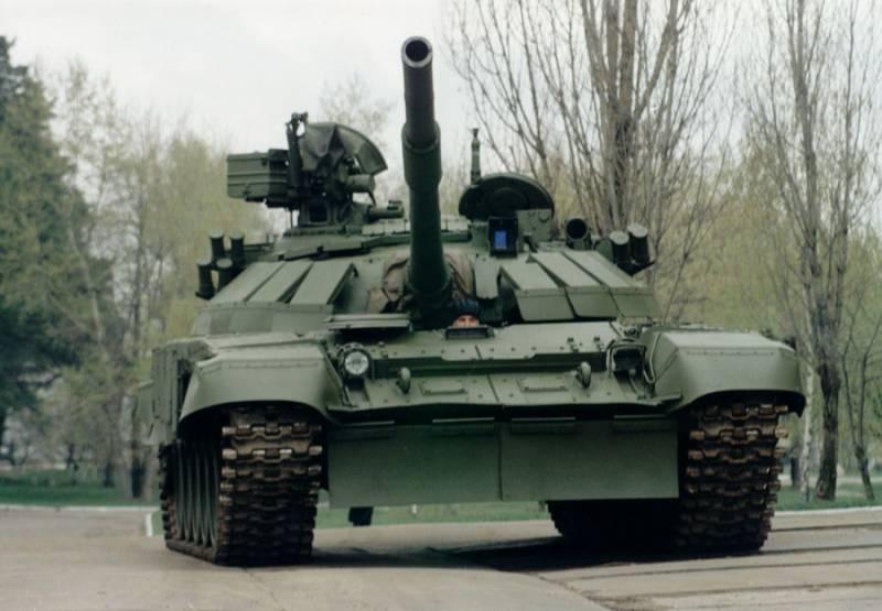 СМИ: Украина за несколько лет поставила Эфиопии более 200 танков