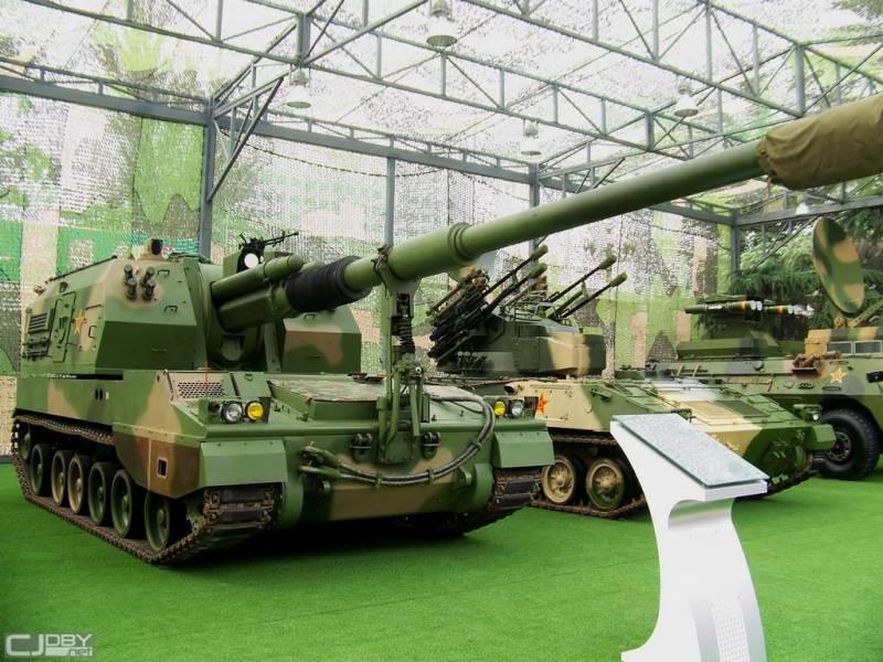 Радикальное обновление китайской армии