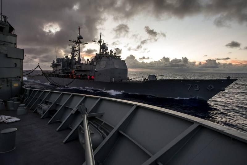 Рассказ о маленьком крейсере