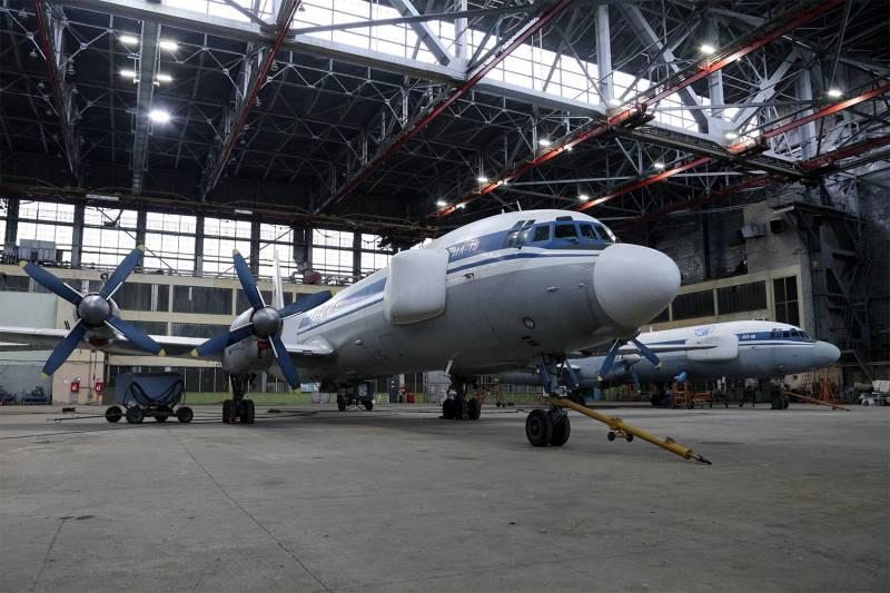 «ОАК» передала военным опытный самолёт-постановщик помех «Порубщик»