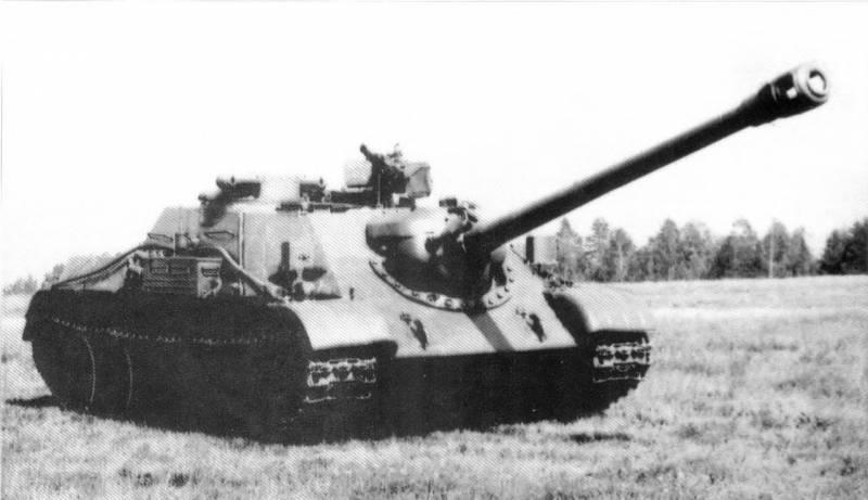 Артиллерийский подвижный бронированный наблюдательный пункт «Объект 610»